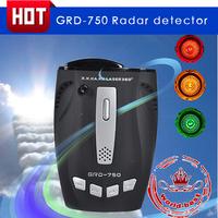 GRD-750 car radar detector russian new K Ku Ka new Ka 6/8F VG -2 360 Laser Wide Ka,12 band radar detector Russian\English Voice