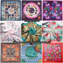 wholesale silk satin scarves