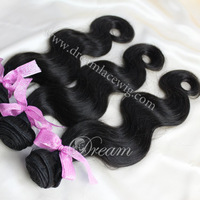 "3pcs/lot  Body Wave Cheap Virgin Brazilian Hair Extensions 8""-24"" Free Fast Shipping Best Quality"