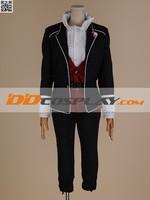 5-piece DIABOLIK LOVERS Kanato Sakamaki Cosplay Costume