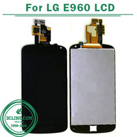 100% Guarantee For LG Google Nexus 4 Optimus E960 LCD Screen Display With Touch Screen Digitizer Assembly