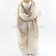 popular long cat scarf