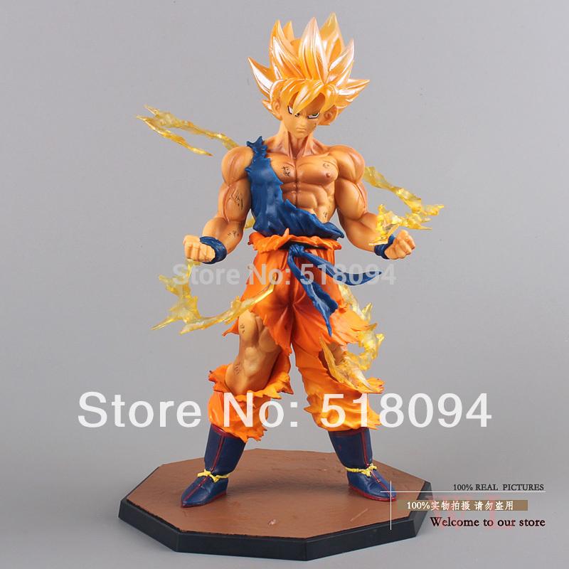 """Spedizione gratuita 6,8"""" dragon ball z super saiyan Goku figlio gokou in scatola in pvc action figure giocattolo regalo dbfg071 modello di raccolta"""