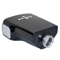 400Lumens led Proyector video connect SAMSUNG mobile phone,LED portable projektor support 1080p HDMI VGA USB TV Port
