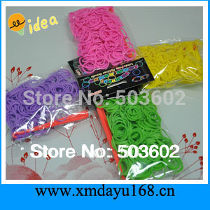 Rainbow Silicone Rubber Band Manufacturer(China (Mainland))