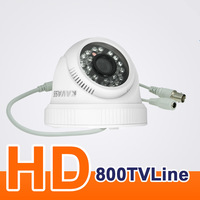 KAVASS CMOS 800TVL HD Indoor Day Night video Surveillance security CCTV Camera 60ft IR Range A016LR with IR Cut