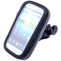 Free shipping Waterproof Bicycle Bike Mount Holder Case Cover for Samsung Galaxy S4 i9500 Samsung Galaxy S3 i9300