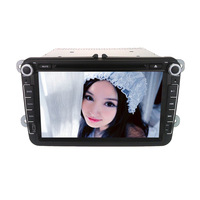8 Inch 2 DIN In-Dash Car DVD player for For Jetta(2005-2012) With BT/GPS/RDS/Canbus/Touch Screen