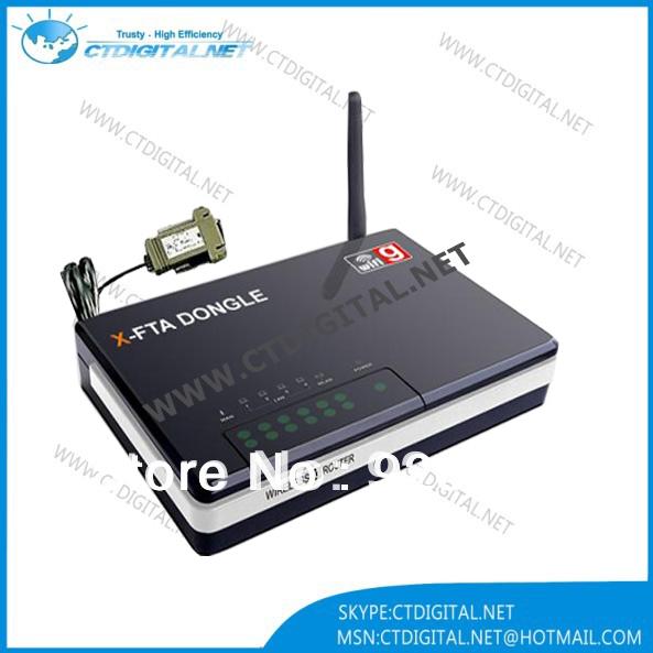 Viewsat ultra iks dongle x-tlc router dongle para américa receptor de