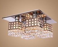 2014 New Arrival AC110V 220V Crystal  Light  Modern Pedent  Chandelier lights For Home Lighting Led Handing Light