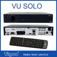 Free shipping HD  V3.2  Version VU Solo PVR Linux Smart Single Tuner Digital DVB-S2 HD Digital