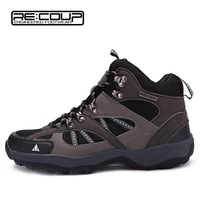 ES-101373 RECOUP new autumn and winter outdoor waterproof hiking shoes high to help low to help men warm waterproof hiking boots