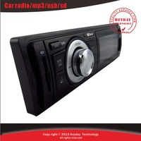 RL-7007  car radios with 18 FM  stations &support MP3 USB SD MMC
