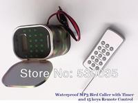 2014  Camo Colour Ultra Smart  Model waterproof  hunting bird bird caller Bird Hunting Device with Remote Control free shipment