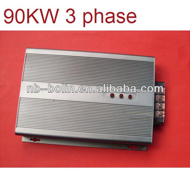 90kw 3 phase power saver for shop supermarket(China (Mainland))