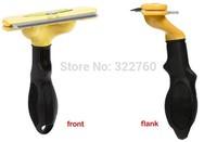 Free Shipping New dog Removal Comb Brush Pet Grooming DeShedding Shearing Tool Rake for long hairs