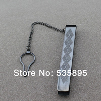 Men's Tie Clips   Fashion Stainless Steel Tie Clip Men's Jewelry free shipping