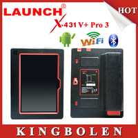 2015 New Released Original Launch X431 V+ Full System Free Update Equal To Launch X431 Pro3 Based On Android System DHL Free