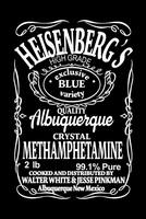 Breaking Bad Men's T-shirts I Am The One Who Knocks Heisenberg Shirt T-Shirt Tee TV drama casual fashion tshirt