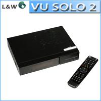 Sunray vu solo 2 original Linux decoder 1300 MHz CPU 2 dvb-s2 tuner sunray  vu solo 2 hd satellite receiver vu solo II freeshipp