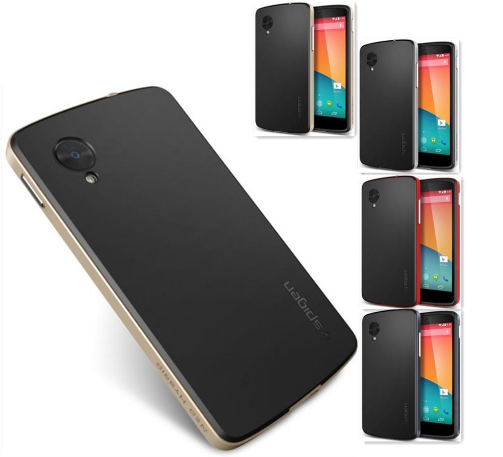 Nexus 5 Case Spigen Neo Hybrid