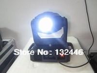 New model Free shipping  DMX moving head GOBO Disco KTV DJ lighting 60W led moving head light