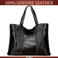 Fashion head layer Genuine leather women leather Handbags cowhide leather women big bag designers women tote shoulder bags