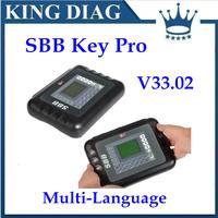 2014 New SBB Key Programmer V33.02 Professional Auto Key Programmer with High Quality Fast Shipping