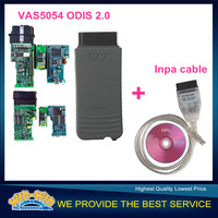 2014 Newly Diagnostic interface VAS 5054a odis VAS5054 scanner with OKI Support UDS Protocol Diagnostic tool + inpa k dcan cable