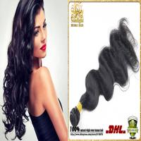 5A MS Lula Brazilian Virgin Hair Body Wave 3/4PCS Unprocessed Human Hair 100g Brazilian Body Wave Virgin Hair Bundles Free Ship