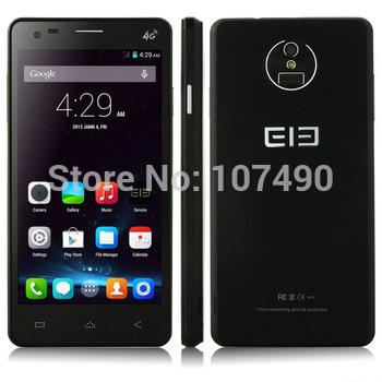"Оригинал Elephone P3000 P3000s 4 г FDD LTE мобильный телефон андроид 4.2.2 MTK6592 Octa ядро Android 4.4 5.0 "" 13.0MP Elephone P6000 с"