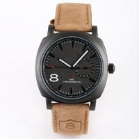 2014 new fashion Business Quartz watch Men sport Watches Military Watches Men Corium Leather Strap army wristwatch