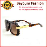 DHL Free Shipping Brand Designer Handmade Sunglasses 607 Top High Grade Sunglasses Women Vintage Sunglasses