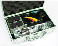 U-STAR Airbrush & Compressor System R-201A, High-Performance, Aluminium Alloy Box Package, Black Color