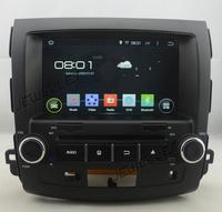 Android 4.4 DVD GPS Navigation Mitsubishi Outlander,Citroen C-Crosser, Peugeot 4007