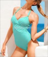 2014 New Arrival Hot Sexy Swimwear Women Beachwear Cheap One Piece Swimsuits Beach Dress Fashion Bathing Suits Free Shipping