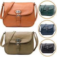 cross body bags bolsas femininas 2014 new women messenger bags bolsos mujer ladies handbags vintage bag crossbody pu mailman bag