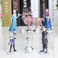 6pcs/set 7-10CM New Movie Cartoon PVC action figures best children toys gifts