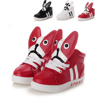 2014 new children's shoes kids sneakers boots boys and girl casual sports shoes