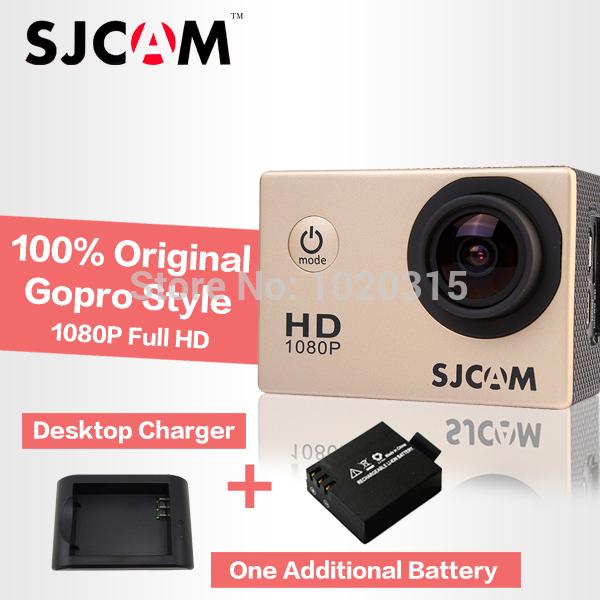 GoPro Hero3 SJCAM SJ4000