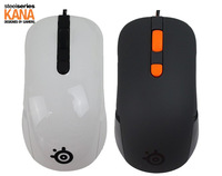 Free shipping original box brand SteelSeries Kana mouse Optical Gaming Mouse & mice Race Core Professional Optical Game Mous