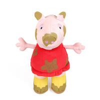 The diving pit New Peppa Pig Toys Hot Sale Anime Baby Toys 30CM Peppa Pig Doll For Chiildren