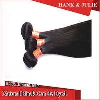 Brazilian Straight Hair Bundles Grade 6A Original Brazilian Straight Hair 3pcs lot Jet Black Brazilian Hair Weave Bundles