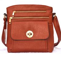 2014new women messenger handbags ladies pu leather bags  black shoulder bag crossbody  Bolsas femininas 3colours