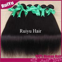 Grade 5A Malaysian virgin hair straight 3/4 pcs lot,malaysian hair bundles 100% remy human hair extension queen hair can be dyed