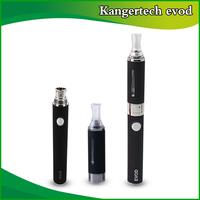 Genuine Kangertech Evod starter  Electronic cigarette Double kit  Kanger Evod eGo E Cigarette kit Gift Box free shipping