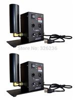 Bulk Price 2pcs/lot Single Pipe CO2 Machine DMX CO2 Machine Jet Effect Light RGB Stage CO2 jet DMX  Smoke Machine dj lights
