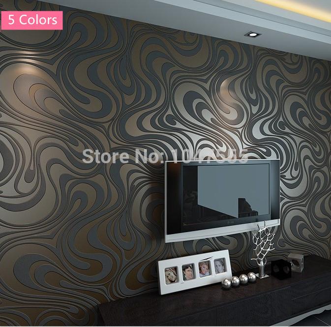 0.7m*8.4m wallpaper rolls Papel de parede Sprinkle gold murals damask wall paper roll modern stereo 3D mural wall paper(China (Mainland))