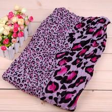 wholesale leopard print scarf