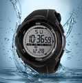 2014 New Men Sports Watches SKMEI Brand LED Electronic Digital Watch 5ATM Waterproof Outdoor Dress Wristwatches